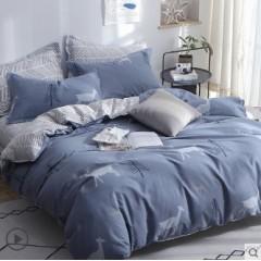 北极绒纯棉四件套全棉床品1.8m床上用品